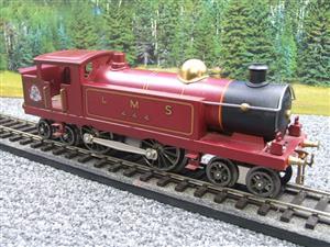 Ace Trains O Gauge E/1 LMS - Metropolitan 4-4-4 Tank Loco R/N 4-4-4 Electric 3 Rail image 9