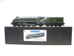 "Seven Mills O Gauge BR Green A4 Pacific ""Dwight D Eisenhower"" Loco & Tender R/N 60008 Elec 2/3 Rail image 1"