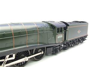 "Seven Mills O Gauge BR Green A4 Pacific ""Dwight D Eisenhower"" Loco & Tender R/N 60008 Elec 2/3 Rail image 7"