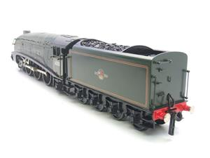 "Seven Mills O Gauge BR Green A4 Pacific ""Dwight D Eisenhower"" Loco & Tender R/N 60008 Elec 2/3 Rail image 8"