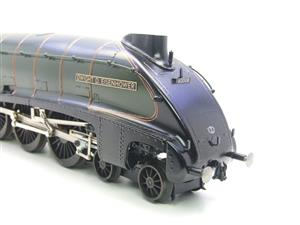 "Seven Mills O Gauge BR Green A4 Pacific ""Dwight D Eisenhower"" Loco & Tender R/N 60008 Elec 2/3 Rail image 10"