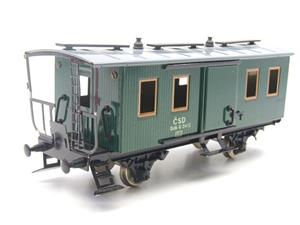 ETS O Gauge 301 CSD Continental Style Baggage Coach image 2