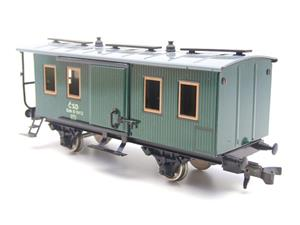 ETS O Gauge 301 CSD Continental Style Baggage Coach image 3