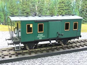 ETS O Gauge 301 CSD Continental Style Baggage Coach image 4