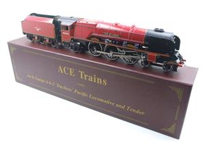"Ace Trains O Gauge E12 BR  Duchess Pacific ""City Of London"" RN 46245 Electric 2/3 Rail Bxd image 4"