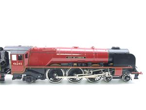 "Ace Trains O Gauge E12 BR  Duchess Pacific ""City Of London"" RN 46245 Electric 2/3 Rail Bxd image 5"