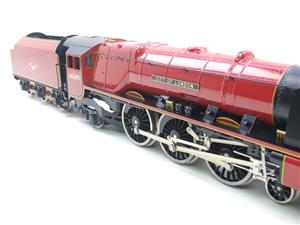 "Ace Trains O Gauge E12 BR  Duchess Pacific ""City Of London"" RN 46245 Electric 2/3 Rail Bxd image 7"