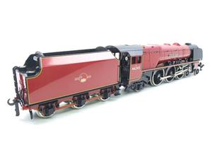 "Ace Trains O Gauge E12 BR  Duchess Pacific ""City Of London"" RN 46245 Electric 2/3 Rail Bxd image 8"