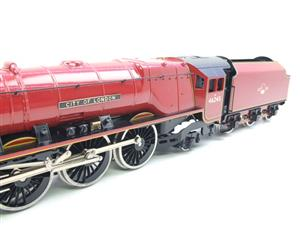 "Ace Trains O Gauge E12 BR  Duchess Pacific ""City Of London"" RN 46245 Electric 2/3 Rail Bxd image 10"