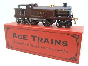 "Ace Trains O Gauge ESS/2 French ""EST"" 4-4-4 Tank Loco Electric 3 Rail Boxed image 3"