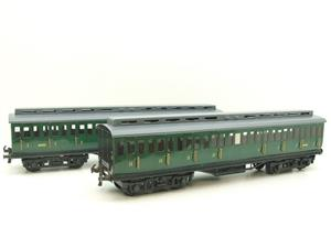 "Ace Trains French Edition O Gauge French ""Nord"" C1 Passenger Coaches x3 Set Boxed image 7"