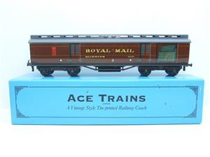 Ace Trains O Gauge LMS / MR Brian Wright Overlay Series TPO Mail Coach RN 30285 image 1