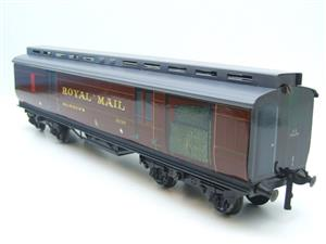 Ace Trains O Gauge LMS / MR Brian Wright Overlay Series TPO Mail Coach RN 30285 image 2