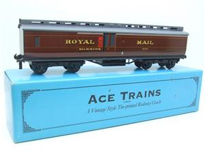 Ace Trains O Gauge LMS / MR Brian Wright Overlay Series TPO Mail Coach RN 30285 image 3