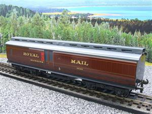 Ace Trains O Gauge LMS / MR Brian Wright Overlay Series TPO Mail Coach RN 30285 image 4