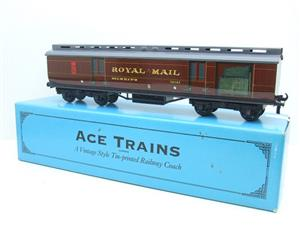 Ace Trains O Gauge LMS / MR Brian Wright Overlay Series TPO Mail Coach RN 30285 image 7