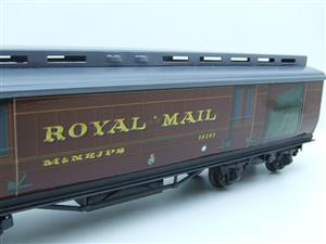 Ace Trains O Gauge LMS / MR Brian Wright Overlay Series TPO Mail Coach RN 30285 image 8