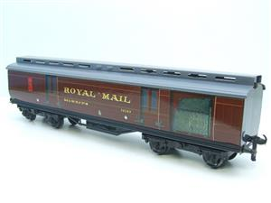 Ace Trains O Gauge LMS / MR Brian Wright Overlay Series TPO Mail Coach RN 30285 image 9