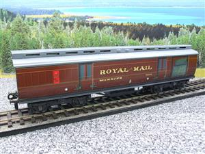 Ace Trains O Gauge LMS / MR Brian Wright Overlay Series TPO Mail Coach RN 30285 image 10