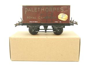 "Horton Series O Gauge Private Owner ""Palethorpes Royal Cambridge"" Van Boxed image 1"