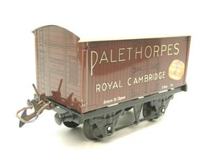 "Horton Series O Gauge Private Owner ""Palethorpes Royal Cambridge"" Van Boxed image 2"