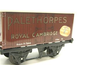 "Horton Series O Gauge Private Owner ""Palethorpes Royal Cambridge"" Van Boxed image 7"