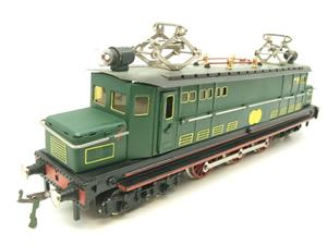 Paya Spain O Gauge 4-6-4 Green Overhead Electric 3 Rail Loco image 2
