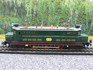 Paya Spain O Gauge 4-6-4 Green Overhead Electric 3 Rail Loco image 5