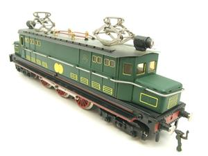 Paya Spain O Gauge 4-6-4 Green Overhead Electric 3 Rail Loco image 6