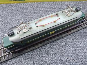 Paya Spain O Gauge 4-6-4 Green Overhead Electric 3 Rail Loco image 7