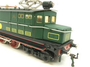 Paya Spain O Gauge 4-6-4 Green Overhead Electric 3 Rail Loco image 8