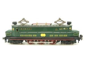 Paya Spain O Gauge 4-6-4 Green Overhead Electric 3 Rail Loco image 9