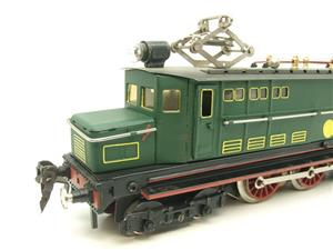 Paya Spain O Gauge 4-6-4 Green Overhead Electric 3 Rail Loco image 10