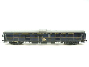 "Elettren O Gauge Cat No: 1303 CIWL ""Baggage Coach"" R/N 1251 Interior Lit image 1"