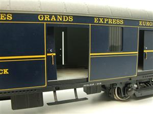 "Elettren O Gauge Cat No: 1303 CIWL ""Baggage Coach"" R/N 1251 Interior Lit image 7"