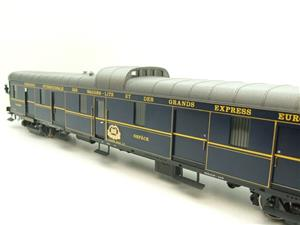 "Elettren O Gauge Cat No: 1303 CIWL ""Baggage Coach"" R/N 1251 Interior Lit image 8"