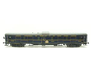 "Elettren O Gauge Cat No: 1303 CIWL ""Baggage Coach"" R/N 1251 Interior Lit image 9"