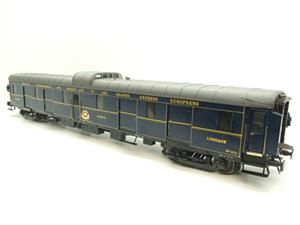 "Elettren O Gauge Cat No: 1303 CIWL ""Baggage Coach"" R/N 1251 Interior Lit image 3"