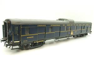 "Elettren O Gauge Cat No: 1303 CIWL ""Baggage Coach"" R/N 1251 Interior Lit image 4"