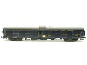 "Elettren O Gauge Cat No: 1303 CIWL ""Baggage Coach"" R/N 1251 Interior Lit image 5"