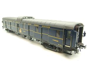 "Elettren O Gauge Cat No: 1303 CIWL ""Baggage Coach"" R/N 1251 Interior Lit image 6"