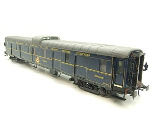 "Elettren O Gauge Cat No: 1303 CIWL ""Baggage Coach"" R/N 1251 Interior Lit image 10"