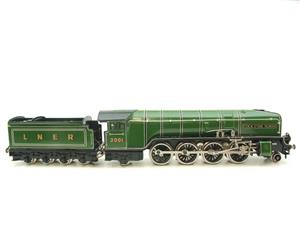 "Hehr O Gauge L70-12920 LNER ""2001"" Cock O The North"" 2-8-2 Loco & Tender Electric 20v 3 Rail image 1"