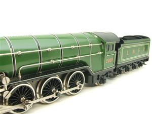 "Hehr O Gauge L70-12920 LNER ""2001"" Cock O The North"" 2-8-2 Loco & Tender Electric 20v 3 Rail image 10"