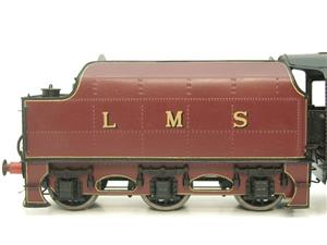 "Brass Kit Built O Gauge LMS Princess Class ""Princess Elizabeth"" R/N 6201 Electric 2 Rail Fine Scale image 5"