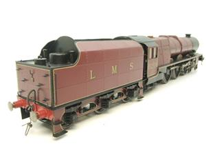 "Brass Kit Built O Gauge LMS Princess Class ""Princess Elizabeth"" R/N 6201 Electric 2 Rail Fine Scale image 6"