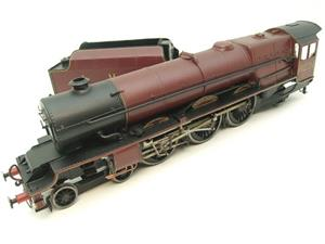 "Brass Kit Built O Gauge LMS Princess Class ""Princess Elizabeth"" R/N 6201 Electric 2 Rail Fine Scale image 7"