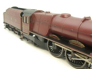 "Brass Kit Built O Gauge LMS Princess Class ""Princess Elizabeth"" R/N 6201 Electric 2 Rail Fine Scale image 8"