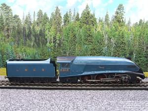 "Tower Models O Gauge LNER A4 Post War Pacific Class 4-6-2 ""Silver Fox"" R/N 2512 Electric 3 Rail image 1"