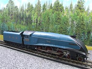 "Tower Models O Gauge LNER A4 Post War Pacific Class 4-6-2 ""Silver Fox"" R/N 2512 Electric 3 Rail image 3"
